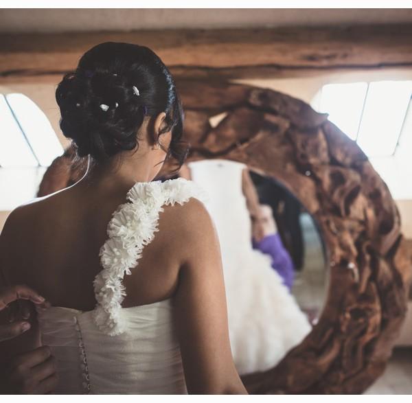 mariage au chateau de vallery 89 lyggie jordan - Photographe Mariage Troyes