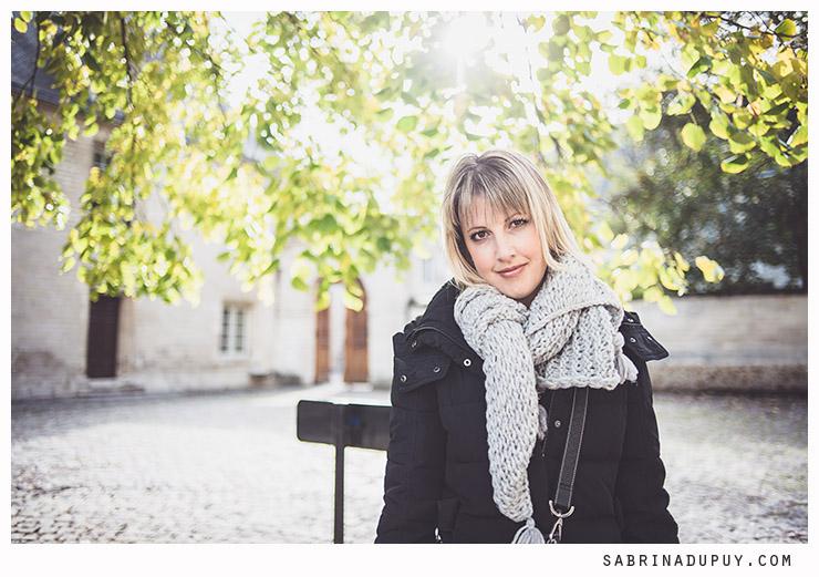 Portraits de femme | Agathe