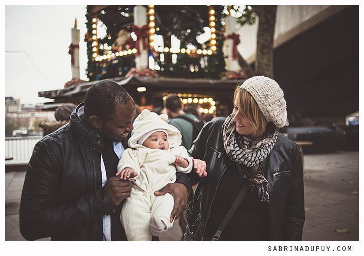 Séance famille à Londres