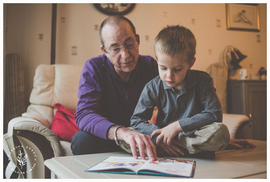 Reportage photos de famille à domicile | Troyes