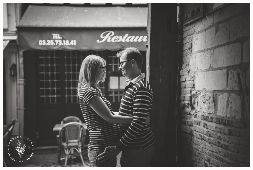 Tatiana + Alexandre | Une parenthèse à deux en attendant bébé - Troyes