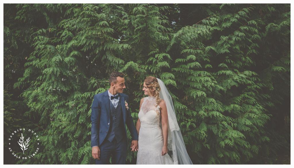 Mariage naturel et romantique au Bois de Bon Séjour