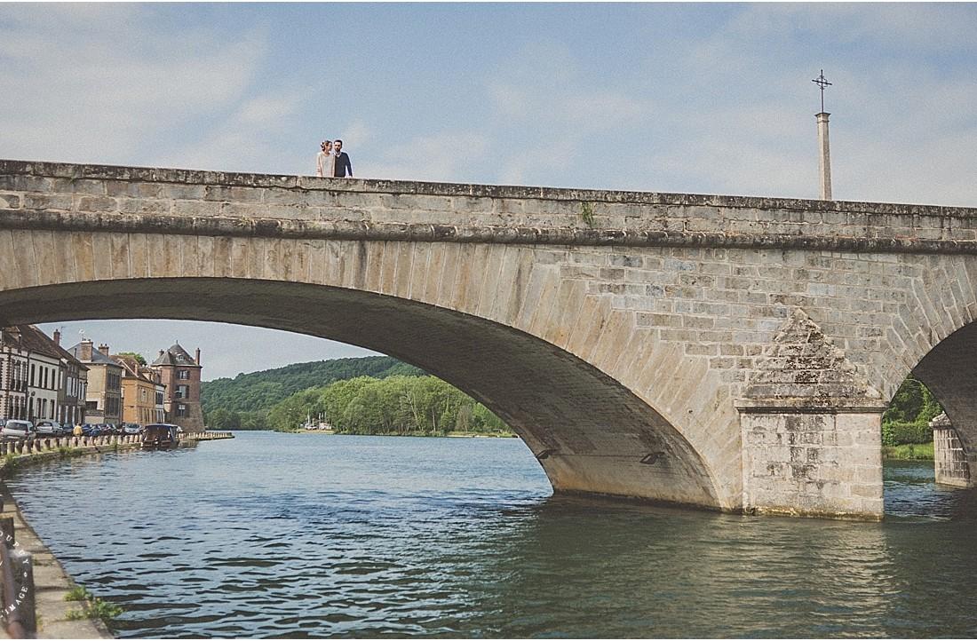 Un mariage et un baptême en Bourgogne