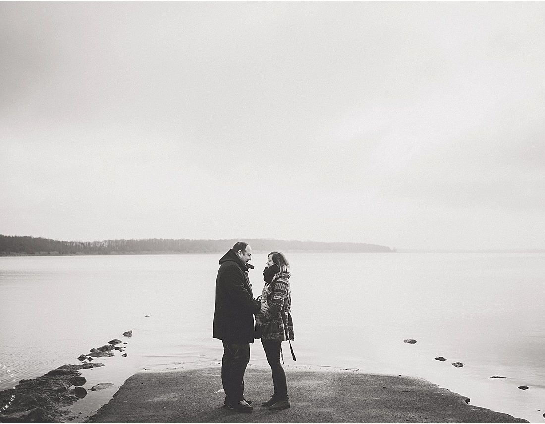 Une jolie séance au lac d'orient | En attendant bébé