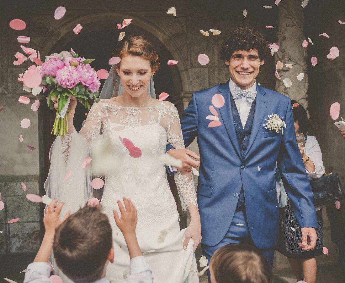 Un mariage naturel au domaine de Vermoise