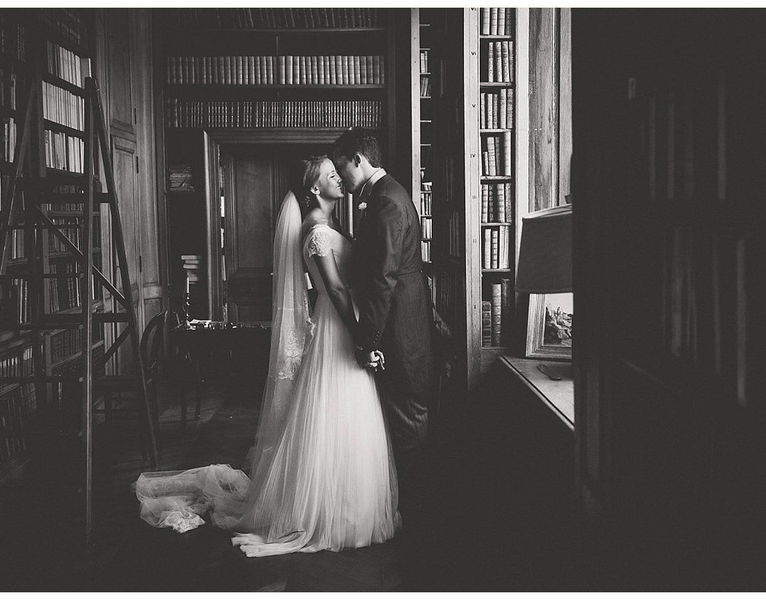 Un mariage au château - Mayenne
